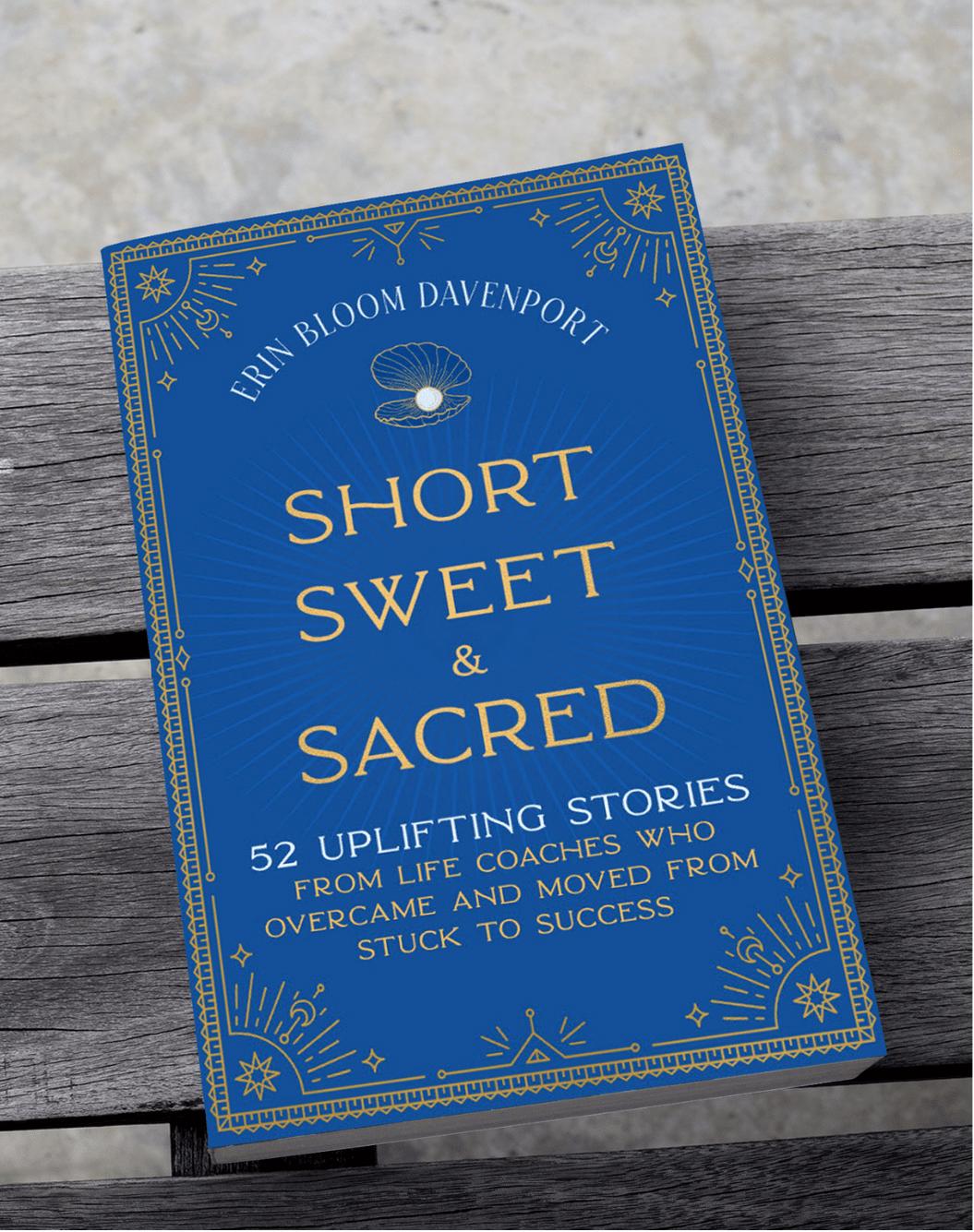 Short Sweet & Sacred Book